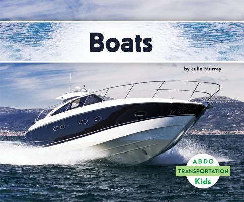 Boats (Abdo Kids: Transportation) Cover Image