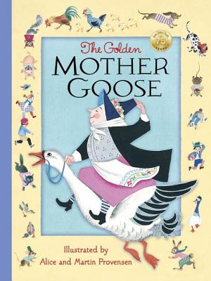 The Golden Mother Goose Cover Image
