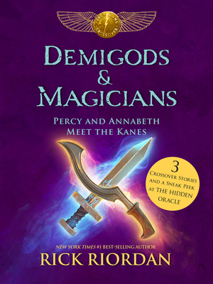 Demigods & Magicians: Percy and Annabeth Meet the Kanes Cover Image