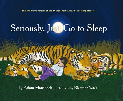 Seriously, Just Go to Sleep Cover