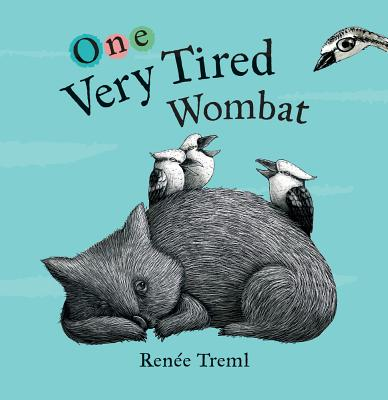 One Very Tired Wombat Cover