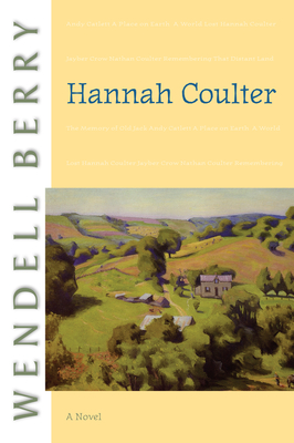 Hannah Coulter Cover