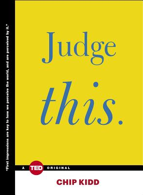 Judge This (Ted Books) Cover Image