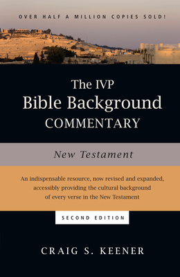 The IVP Bible Background Commentary: New Testament Cover Image
