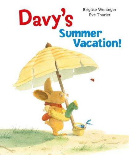 Davy's Summer Vacation Cover Image