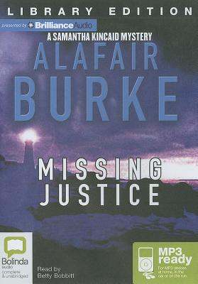 Missing Justice Cover Image
