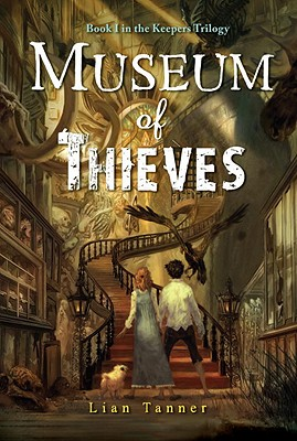 Museum of Thieves (Keepers #1) Cover Image