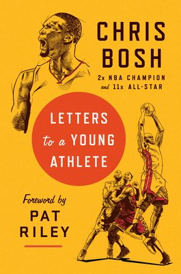 Letters to a Young Athlete Cover Image
