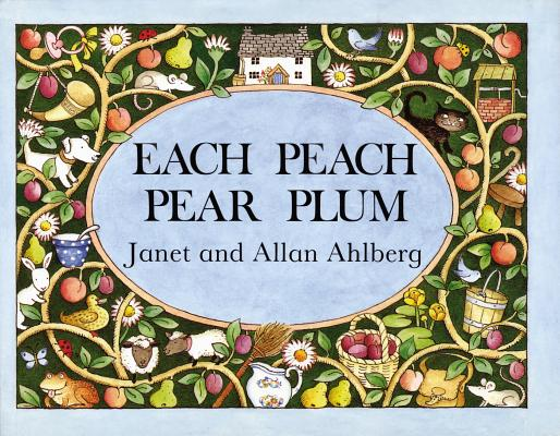 Each Peach Pear Plum board book Cover Image