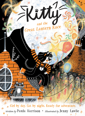 Kitty and the Great Lantern Race Cover Image