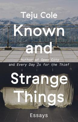 Known and Strange Things: Essays Cover Image