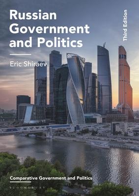 Russian Government and Politics (Comparative Government and Politics) Cover Image