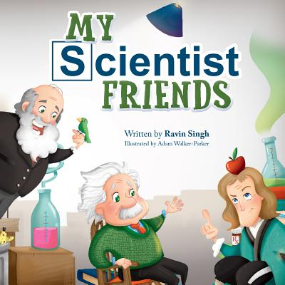 My Scientist Friends Cover Image