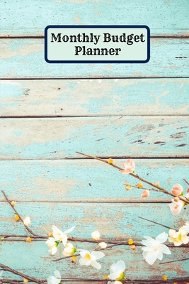 Budget Planner Monthly Cover Image
