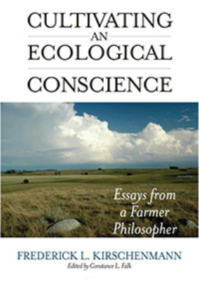 Cover for Cultivating an Ecological Conscience