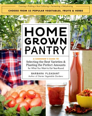 Homegrown Pantry Cover