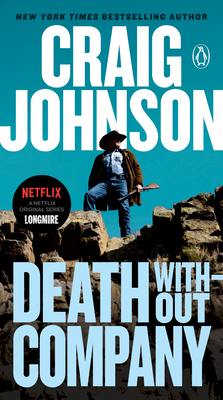 Death Without Company: A Longmire Mystery Cover Image