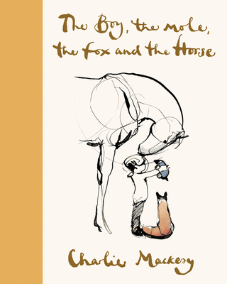 The Boy, the Mole, the Fox and the Horse Deluxe (Yellow) Edition Cover Image