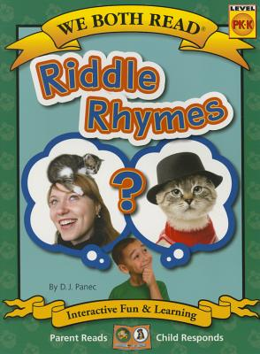 We Both Read-Riddle Rhymes (Pb) - Nonfiction (We Both Read Level Pk-K) Cover Image