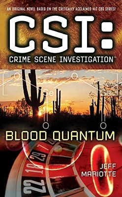 CSI: Crime Scene Investigation: Blood Quantum Cover Image