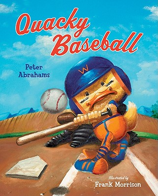 Quacky Baseball Cover