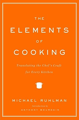 The Elements of Cooking Cover