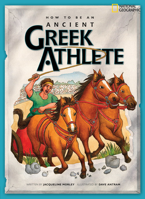 How to Be an Ancient Greek Athlete Cover