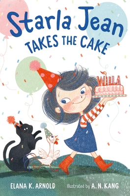 Starla Jean Takes The Cake Cover Image