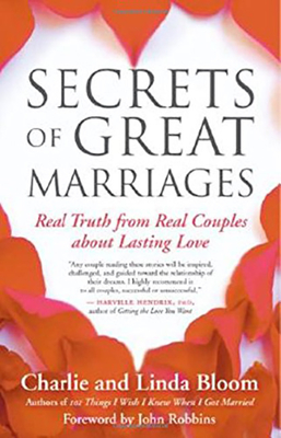 Secrets of Great Marriages Cover