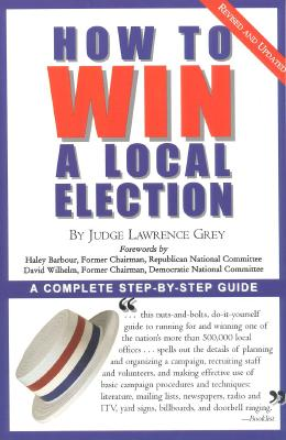 How to Win a Local Election, Revised Cover