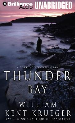 Thunder Bay (Cork O'Connor Mysteries (Audio)) Cover Image