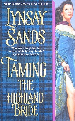 Taming the Highland Bride Cover
