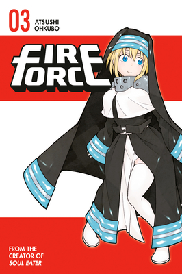 Fire Force 3 Cover Image