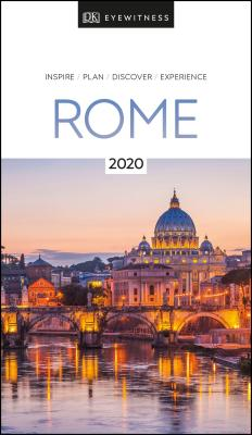 DK Eyewitness Rome: 2020 (Travel Guide) Cover Image