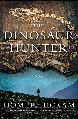 The Dinosaur Hunter Cover