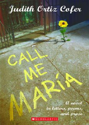 First Person Fiction: Call Me Maria Cover Image