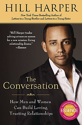 The Conversation: How Men and Women Can Build Loving, Trusting Relationships Cover Image