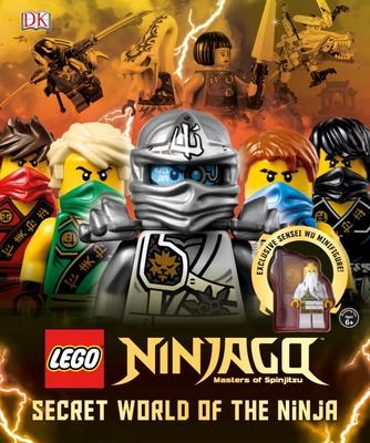 LEGO NINJAGO: Secret World of the Ninja Cover Image