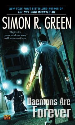 Cover for Daemons Are Forever (Secret Histories #2)
