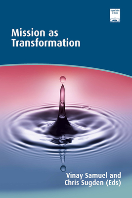 Cover for Mission as Transformation (Regnum Studies in Mission)