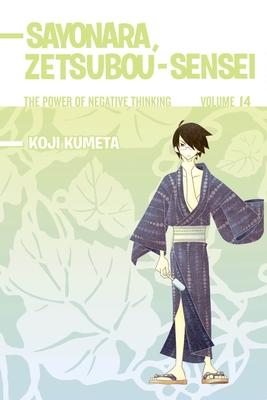 Sayonara, Zetsubou-Sensei 14 Cover