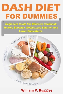 Dash Diet For Dummies Cover Image