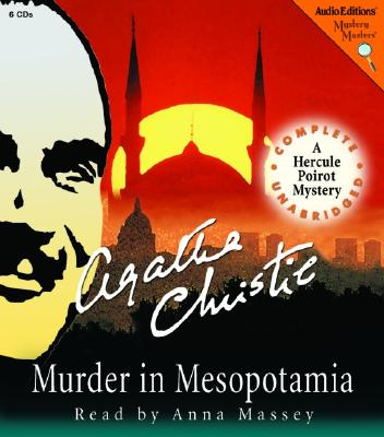 Murder in Mesopotamia Cover Image