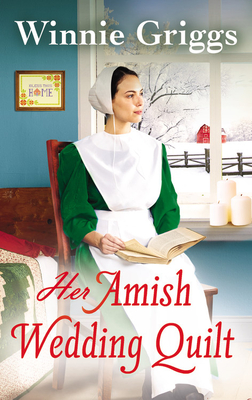 Cover for Her Amish Wedding Quilt (Hope's Haven #1)