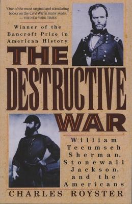 The Destructive War Cover