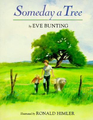 Cover for Someday a Tree