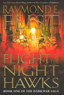 Flight of the Nighthawks: Book One of the Darkwar Saga Cover Image