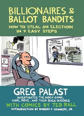 Billionaires & Ballot Bandits Cover