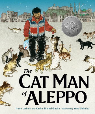 The Cat Man of Aleppo Cover Image