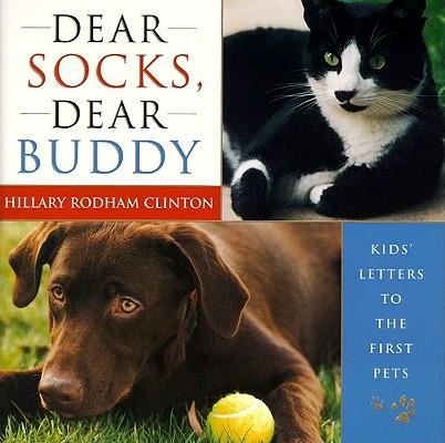 Dear Socks, Dear Buddy Cover